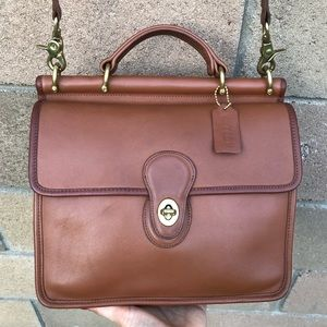 Vintage Coach Willis Bag 9927